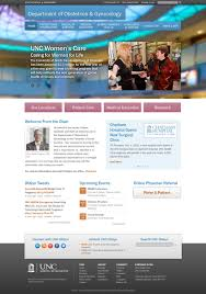 landing page with tall banner and carousel u2014 of medicine