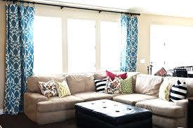 living room living room window treatment ideas awesome living