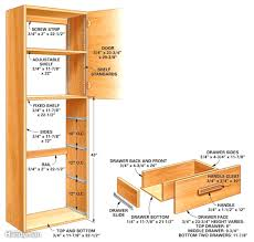 Garage Storage Building Plans by Amazing Free Garage Cabinet Plans 53 Free Plans Building Garage
