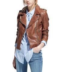 brown motorcycle jacket admiry women biker leather jackets leathersketch