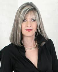 short haircuts when hair grows low on neck the silver fox stunning gray hair styles bellatory