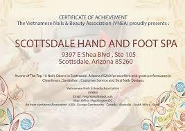 thank you nail salon scottsdale nail salon 85260 scottsdale