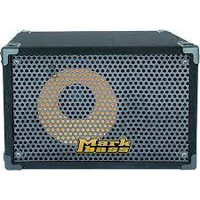 8 ohm bass speaker cabinet markbass traveler 121h rear ported compact 1x12 bass speaker cabinet