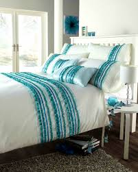 accessories remarkable bedroom turquoise wall and white accent