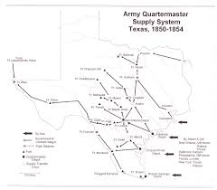 the u s army quartermaster department at the alamo 1847 u20131861