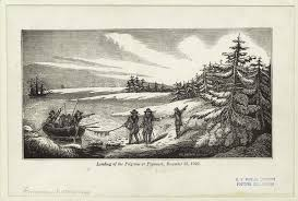 the colonists who came to dinner thanksgiving l ordre des