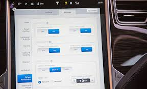 does it work we put tesla u0027s autopilot to the test by car magazine