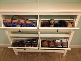 Small Bench With Shoe Storage by Elegance Shoe Rack For Closet Wall Roselawnlutheran