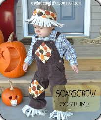 Boys Pumpkin Halloween Costume 25 Toddler Scarecrow Costume Ideas Baby