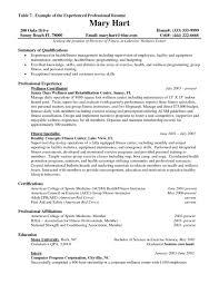 Sample Nursing Resume Objective rn resume sample nursing home nursing resume sample writing guide