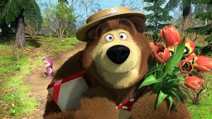 masha bear springtime bear episode 7 video