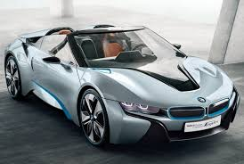 bmw sports car price in india bmw i8 spyder hybrid concept car official pictures and details