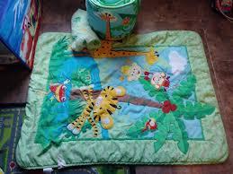 Rainforest Crib Bedding Rainforest Crib Set Baby For Sale On Deridder Bookoo