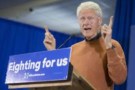 Bill Clinton Hometown by Bill Clinton Trump Knows U0027how To Get Angry White Men To Vote For