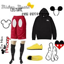 Mickey Mouse Halloween Costume Adults 10 Mickey Mouse Costume Ideas Diy