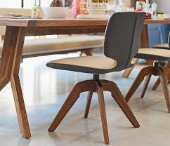 Leather Swivel Dining Chairs Cozy Inspiration Swivel Dining Chairs Luxury Swivel Dining Chair
