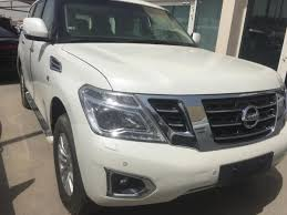 nissan patrol for sale nissan patrol white 2015 with out down payment for sale u2013 kargal uae