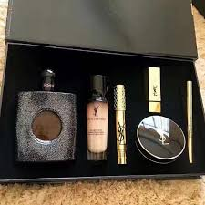 Makeup Ysl ysl makeup set 6 items 星辰版 11street malaysia foundation
