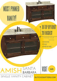 design your own bathroom vanity 32 best amish built bathroom vanities images on