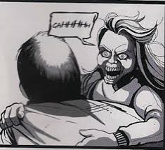 from horror movie to horror comic dawn of the dead 2004