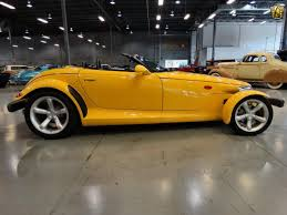 1999 plymouth prowler gateway classic cars 70