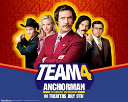 Ron Burgundy Channels Tull on Conan, Announces Anchorman Sequel