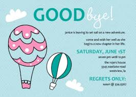 going away party invitations going away party invitation wording cimvitation