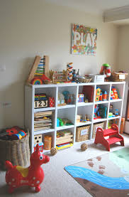 a little learning for two play room tour part 3 toy storage area
