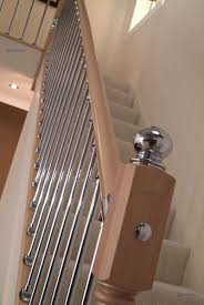 Stair Banisters Uk Axxys The New Style Of Stair Balustrading