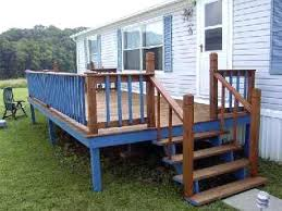 deck kits for mobile homes deck homes deck kits for mobile homes