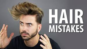 healthy hair fir 7 yr 5 most common hairstyling mistakes men make healthy hair tips
