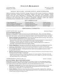 exles of general resumes general manager resume sle unforgettable templatessh management