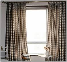 Black Tan Curtains Tan And Black Checkered Curtains Curtains Home Design Ideas