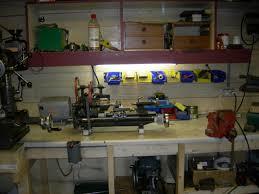 a garage workshop model engineering norge