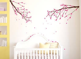 baby wall decals canada huge white tree wall decal nursery tree