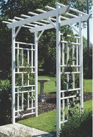 wedding arbor kits pergola arbors ideal for garden a wedding entry way