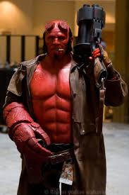 Hellboy Halloween Costume Cool Cosplay Halloween Edition