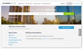 Careerbuilder Resume Database The Five Key User Motivators