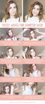how to pull back shoulder length hair 15 cute and easy hairstyle tutorials for medium length hair gurl