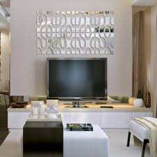 Home Decorating Mirrors by Great Ideas To Decorate Your Home With 3d Mirror Stickers