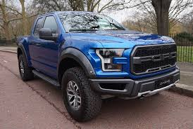 ford raptor ford f 150 raptor uk gets rhd conversion option