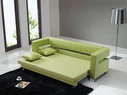 Green Leather Sectional Sofa Furniture Green Leather Sectional Sofa Bed With Pillows And