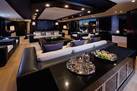 luxury yacht interior design