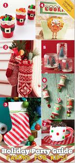 christmas ornament favors christmas party favors