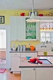 Farmhouse Kitchen Curtains by Best 25 Yellow Kitchen Curtains Ideas On Pinterest Yellow