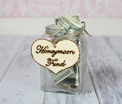 honeymoon fund bridal shower rustic wedding honeymoon fund sign for your rustic country