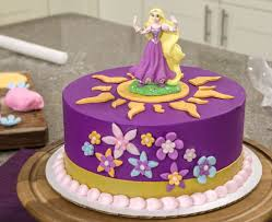 tangled cake topper disney princess rapunzel gum paste figurine cake topper rapunzel