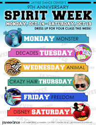 spirit week themes google search pinterest spirit