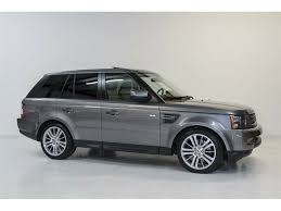 2010 for sale 2010 land rover range rover sport hse luxury for sale in rock hill