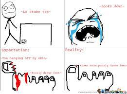 Toe Memes - troll toe by marcoa84 meme center